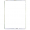 iPad 2 Screen Frame White